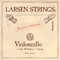 Larsen Soloist 4/4 Cello D String Medium Alloy-Steel